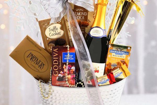 Checklist New Year's baskets
