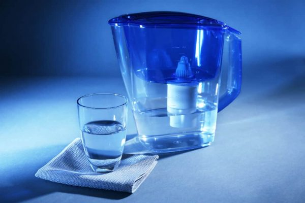 Is the water filter really clean?