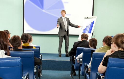 Techniques for presenting