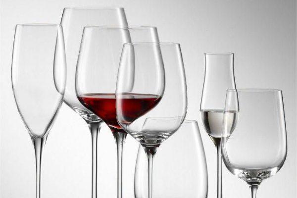 Type of wine glass